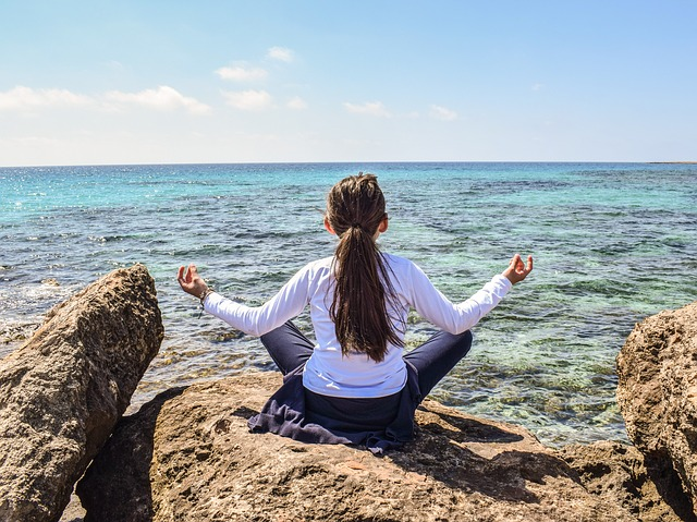 meditation to raise vibration