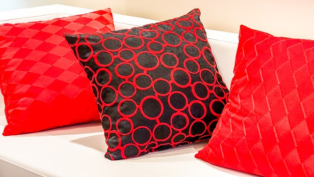 cushions for feng shui wealth