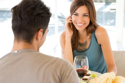 meeting ex boyfriend back in restaurant
