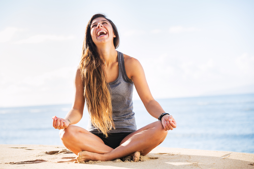 regain the suppleness of youth with meditation and yoga