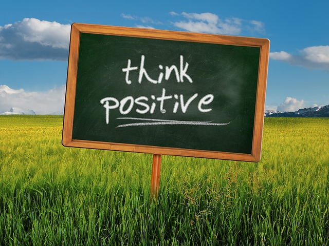 changing negative thoughts